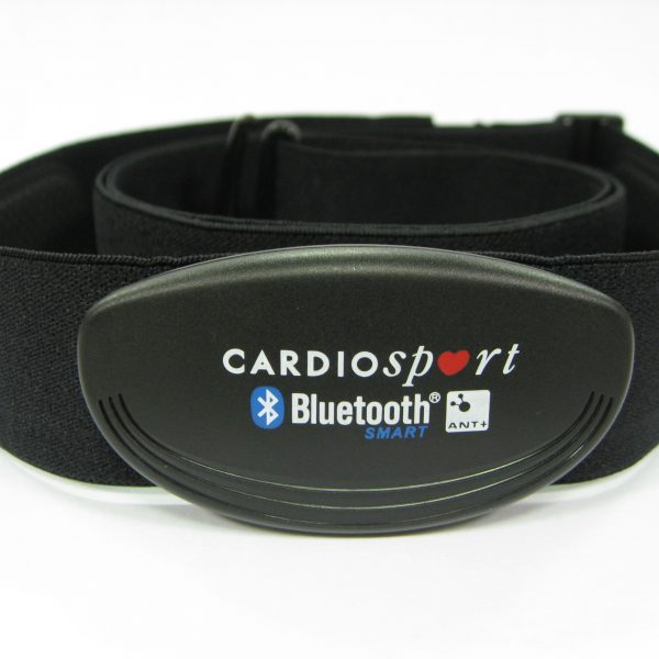 Bluetooth Smart and ANT+ HRM