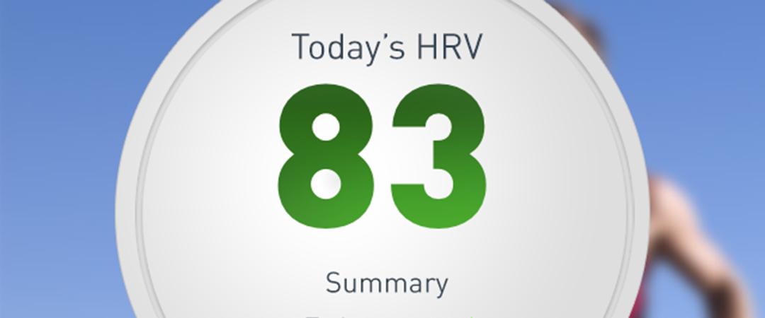HRV measurement