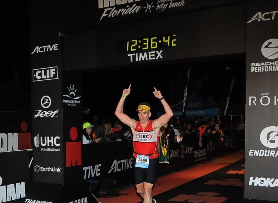 Ironman Training utilizing HIT as a primary training tool