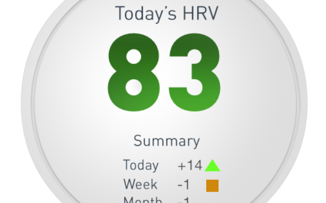 How to use HRV in sports training Part 2